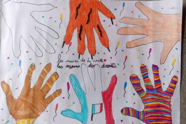 Grasse - Ecole Crabalona classe de M. LAUNAY (1)