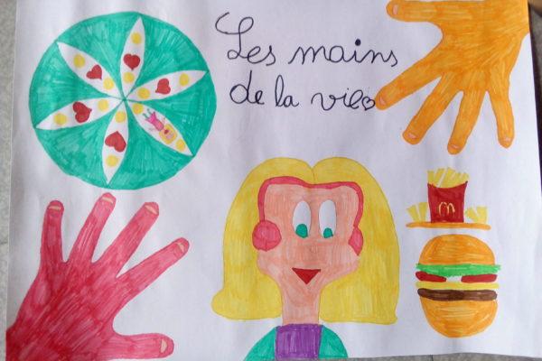Grasse - Ecole Crabalona classe de M. LAUNAY (3)