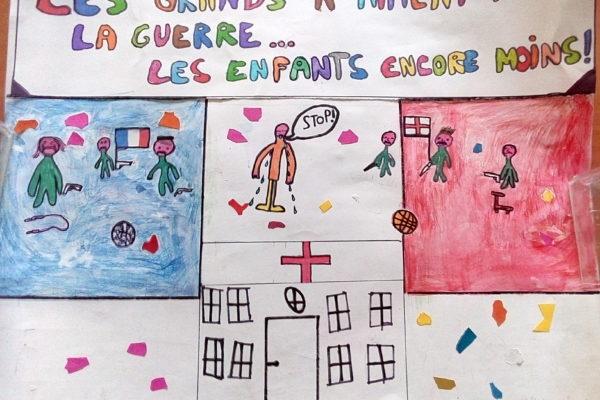 St Paul de Vence- Ecole la Fontette Classe Mme Perrin (2)