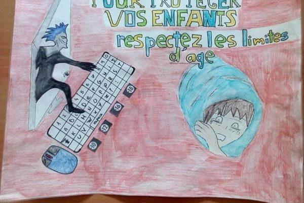St Paul de Vence- Ecole la Fontette Classe Mme Perrin (4)