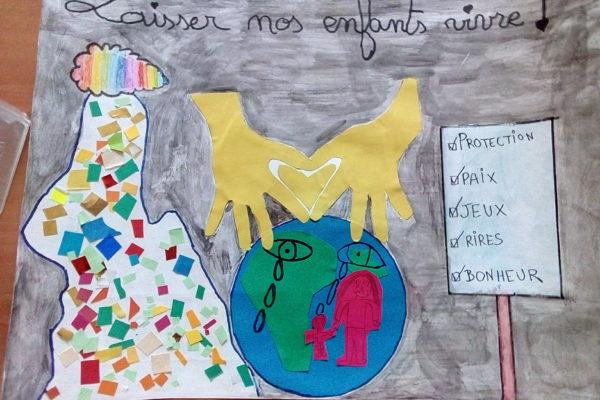 St Paul de Vence- Ecole la Fontette Classe Mme Perrin