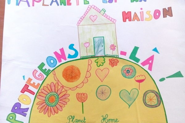 St Paul de Vence- Ecole la Fontette Classe Mme Dujardin (2)
