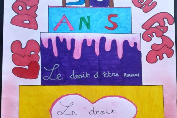 2AF2 Antibes Laval Les droits des enfants en fête