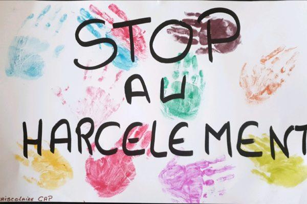 2AF7 Antibes Cap Stop au harcèlement